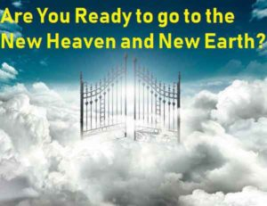A New Heaven and a New Earth Bible Verses Rev 21 KJV Explained