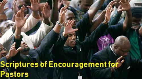 scriptures for pastors