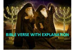Bible Verse With Explanation