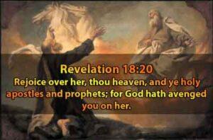Bible Verses about True Prophets