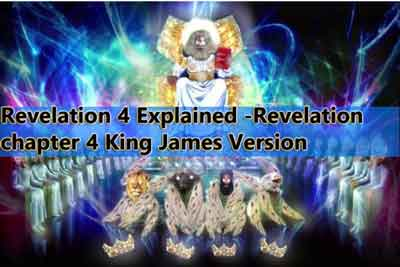 Revelation 4 Explained - revelation chapter 4 Kjv