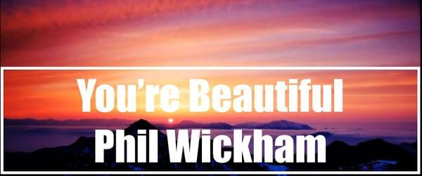 Cannons lyrics by songwriter Phil Wickham