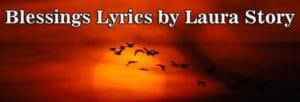 blessed daniel caesar lyrics