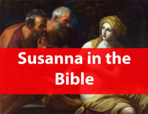 Susanna in the Bible