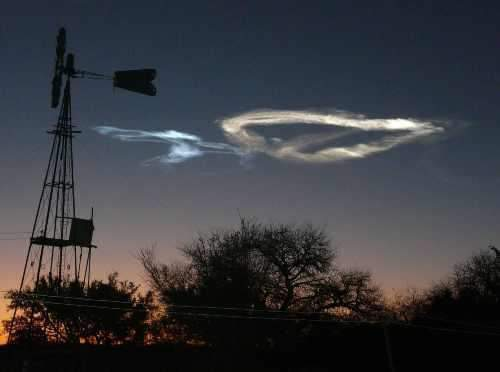 Mystery Cloud February 28, 1963