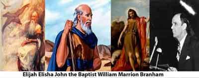 Spirit of Elijah Scriptures