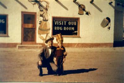 William Marrion Branham and Billy Paul