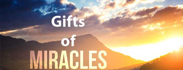 Sermons on the gift of Miracles | End