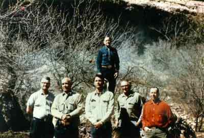 William Marrion Branham and Friends
