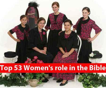 women role