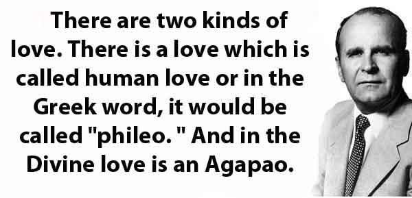 Bro Branham Quotes on Love