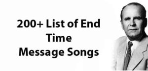 end time songs
