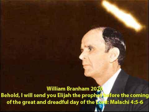 william branham 2020