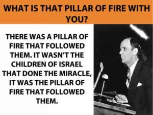 pillar of fire branham