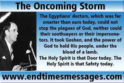 The Oncoming Storm - Brother Branham Message