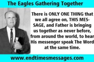 The Eagles Gathering Together