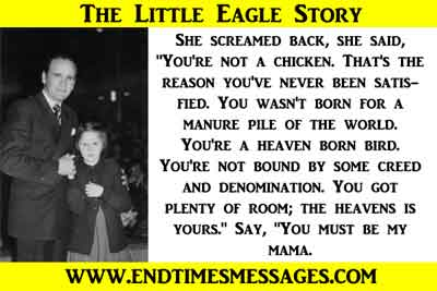 the little eagle