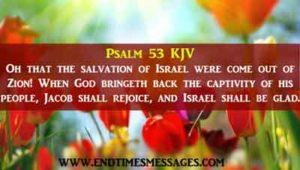 Psalms 53 KJV