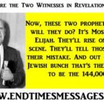 Who are the Two Witnesses in Revelation 11 KJV