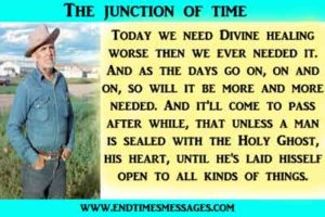The junction of time