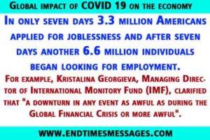 global impact of covid 19 on economy