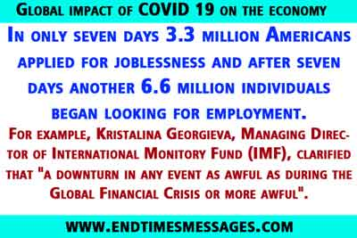 global impact of covid 19 on economy